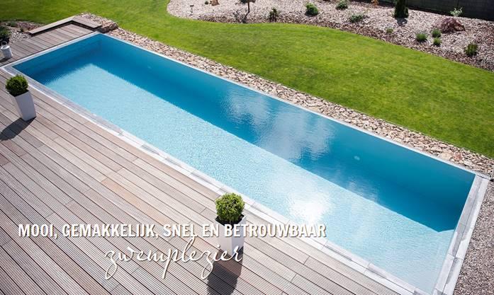 Populair PP zwembad: de beste prijs-kwaliteitsverhouding DY-48