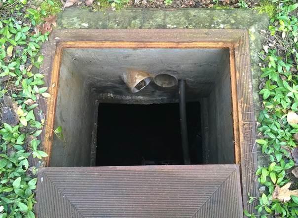 Renovatie regenwaterput regenwaterinstallatie regenwatertanken