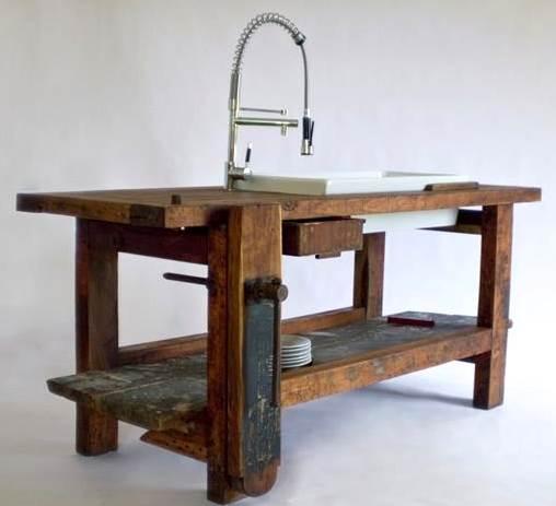 Industrial Kitchen Art: Buitenkeuken De Nieuwste Trend