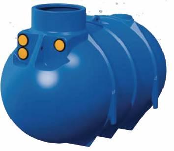 Kunststof regenwatertank