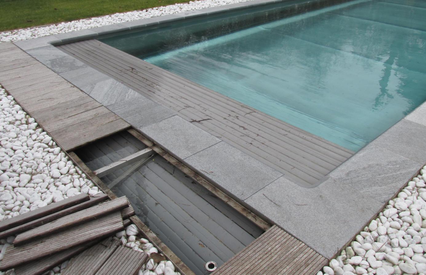Inox zwembad: de mooiste en beste technische oplossing