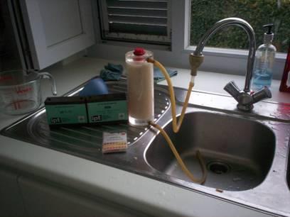 Ijzer in grondwater testen