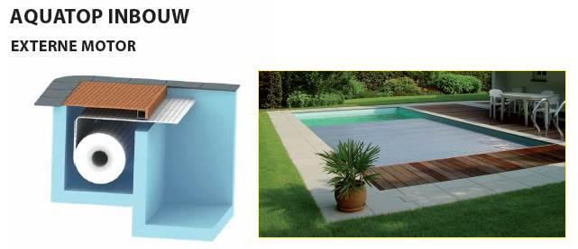 Zwembad afdekking  leg een deken op uw zwembad