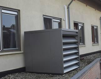 Geluidsisolatie Warmtepompen